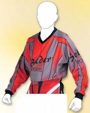 Kinder Motocross Shirt  Farbe: rot  Größe: 152/164