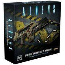 ALIENS: Another Glorious Day in the Corps Survival BOARD GAME Gale Force Nine