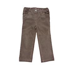bout'chou pantalon velours  fille 3 ans