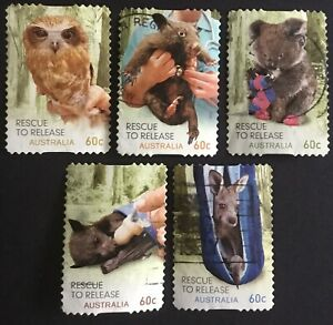 2010 Wildlife Rescue To Release PS SET USED FROM BULK ESTATE