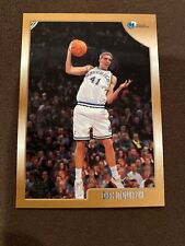 🔥 Dirk Nowitzki ROOKIE 1998-99 Topps RC #154 Dallas Mavericks 🏀