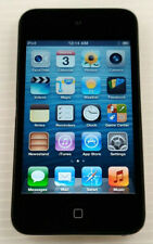 Apple iPod Touch 4th Generation (64GB) A1367 MP3 Player - Black