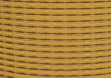 "Genuine FENDER Tan/Brown Wheat Grill Cloth 36"" x 36"" For '60s Princeton ++ Amps"