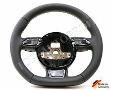 Audi a3 s3 8v a4 s4 b8 a6 s6 c7 rs5 rs6 S-line volante nuevo refieren aplanada