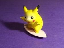 U3 Tomy Pokemon Figure 1st Gen  Pikachu (Surfing)