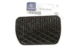 Genuine MERCEDES ML CLS E S Class Brake Pedal Rubber Pad Cover 1232910082