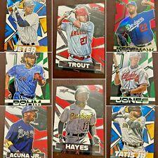 2021 Topps Fire Baseball Set Builder - Stars Base RC & SP Foil! Pick Your Card!