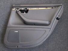 S-Line LEDER Türverkleidung hinten rechts Audi S4 B6 8E Verkleidung schwarz