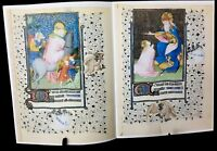 THE HOURS OF RENÉ OF ANJOU, FACSIMILE 1435 AD