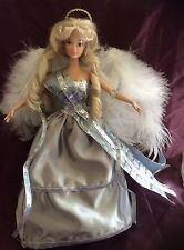 Angel Barbie Doll OOAK Handmade Collector Unique- Designer Couture Glam