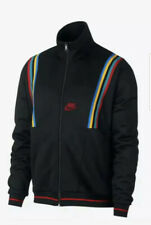 Nike NSW French Terry Heritage Re-issue Jacket AR1867-010 Men's Size Xlarge Lab