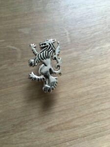 COMYSCOTY Scottish Lion Rampant Tussie Mussie Lapel Boutonniere Vase Brooch #2