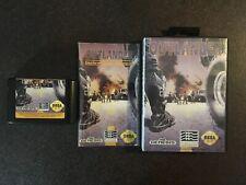Sega Megadrive/Genesis Outlanders Complet