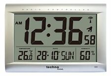 Technoline Ws8009 Horloge Radio- Pilotée