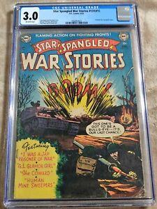STAR SPANGLED WAR STORIES #131 - CGC 3.0