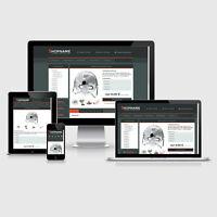 EBAYVORLAGE Auktionsvorlage Odette RESPONSIVE 2018 Design HTML Template