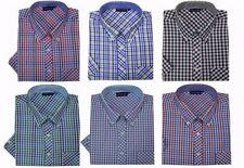 Vêtements chemises décontractées pour homme taille 2XL