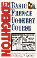 USED (GD) Basic French Cookery Course by Len Deighton