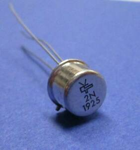 10 x 2N1925  Germanium Transistor PNP goldlead   CSF