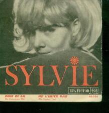 """Sylvie Vartan - Dum Di La (He Understands Me) / Ne L'Imite Pas (Monkey Time)(7"""")"""