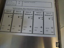TDK Lambda Vega 650 Power Supply V604G3N 5V20A 3.3V20A 12V6A 2x19V14A 24V10A