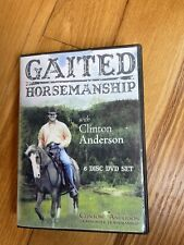 Gaited Horsemanship with Clinton Anderson (6-Dvd Set) Complete Series