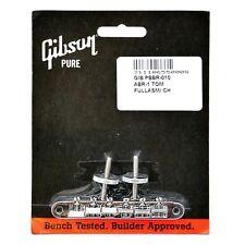 Gibson Les Paul Bridge Nashville Chrome Tune-o-matic PBBR-010 SG Custom ES HP