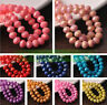 Bulk 4mm 6mm 8mm 10mm Rondelle Faceted Crystal Czech Glass Loose Spacer Beads