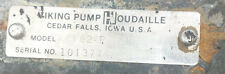 """4"""" Viking M624 Pump w/Relief Valve - USED AS IS!"""