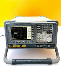 Agilent E4411b 1dp A4h 1 Mhz To 15 Ghz Esa L Series Spectrum Analyzer Tested