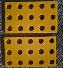 Holzspielzeug BAUFIX Ersatzteile 2x 15er Platte