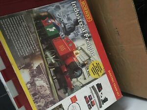 Hornby electric trainset industrial freight
