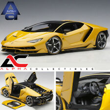 AUTOART 79115 1:18 LAMBORGHINI CENTENARIO (ORION YELLOW) SUPERCAR