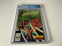 DAREDEVIL 174 CGC 9.8 WHITE PAGES 1ST APPEARANCE HAND APP ELEKTRA MARVEL COMICS