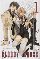 Bloody Cross 1, Seinen Manga, English, 16+, Shiwo Komeyama