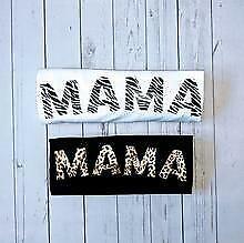 Personalised Mama Top (Mummy, mum, customised, custom, unique, gift, Family )