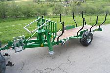 Rückewagen 7 to Forstanhänger Meterholzwagen  Holzrückewagen ohne Forstkran