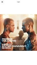 ROBBIE WILLIAMS - THE HEAVY ENTERTAINMENT SHOW   VINYL LP NEW+