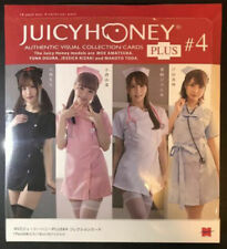 2019 Juicy Honey Plus #4 * SEALED BOX * Moe Amatsuka, Yuna, Jessica, Makoto Toda