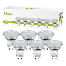 6er 4W GU10 MR16 LED Birne Leuchte Lampen ersetzt 50W Halogenlampen Warmweiß