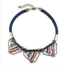 MARNI H&M  Graffiti Pattern Necklace