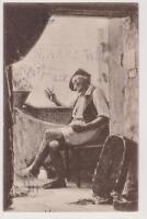 DANEMARK -   OLD POSTCARD  KJOBENHAVN TO PARIS
