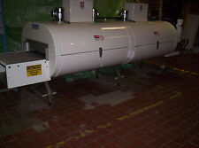 "IQF Cryogenic tunnel freezer, 2 module 1 Tier TVS Ln2 or CO2,  48"" conveyer belt"