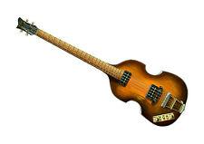 Paul McCartney's 1963 Hofner 500/1 Beatle Bass POSTER PRINT A1 Size