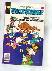UNCLE SCROOGE No 163 with DONALD, HUEY, DEWEY, LOUIE and GYRO GEARLOOSE