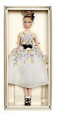 Classic Cocktail Dress Silkstone Barbie MINT & BRAND NEW & NRFB DGW56 !!!