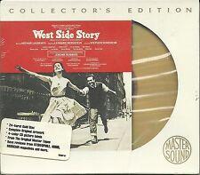 West Side Story Mastersound Gold CD Neu OVP Sealed SBM OOP
