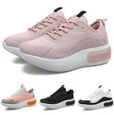 Chic Women Platform Sneakers Athletic Pumps Tennis Walking Training Sport Shoes