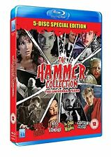 Hammer Horror Collection  5 Disc  **Brand New Blu Ray**