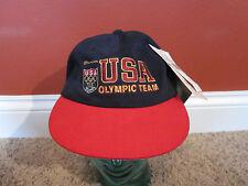 9c2d935df08 Vintage 1996 CHAMPION Summer Olympics Atlanta Snapback Hat Baseball Cap